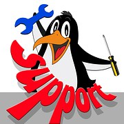 penguin support