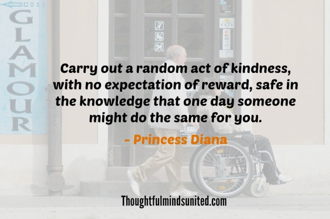 Carry out Kindness