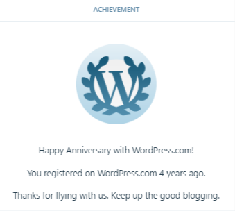 4yearswordpress