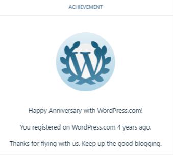 4yearswordpress