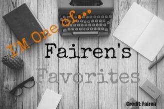 Fairen's Favorites Black and White