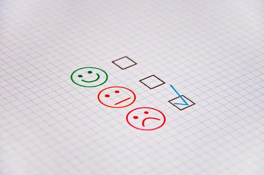 emoji checklist